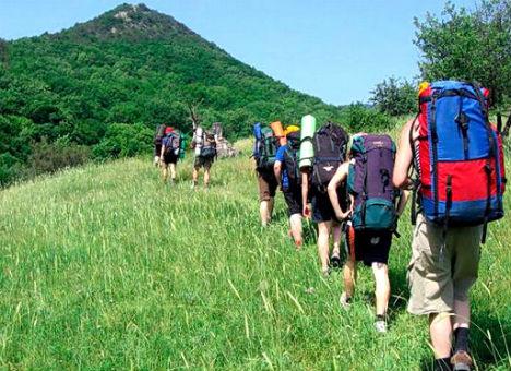 У горах на Рахівщині заблукала група туристів