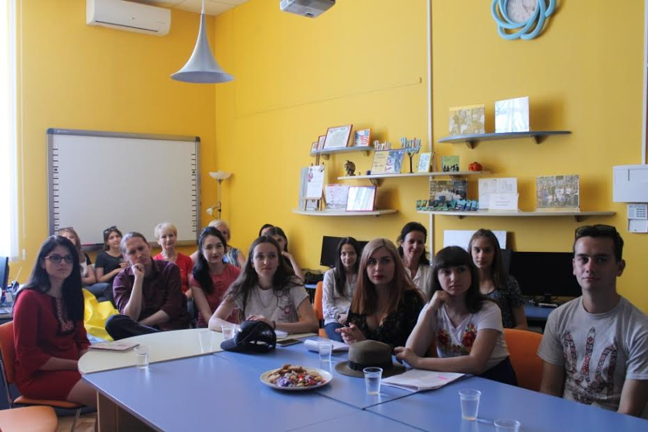 Творча молодь зі Сходу України подружилася з молодими письменниками Закарпаття