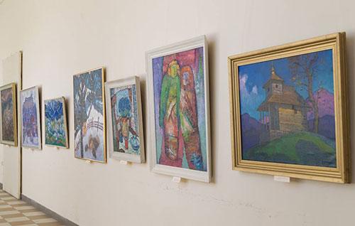 В Ужгороді відкрили виставку «Кольори закарпатського малярства»