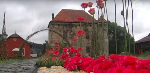 На Закарпатті триває масштабний фестиваль квітів (ВІДЕО)