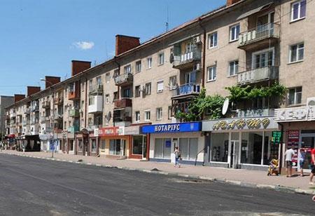 В Ужгороді запровадять двосторонній рух по вул. Заньковецької