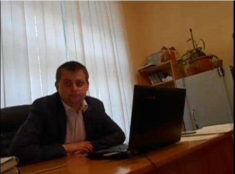 Закарпатську журналістку допекла бездіяльність військових прокурорів (відео)