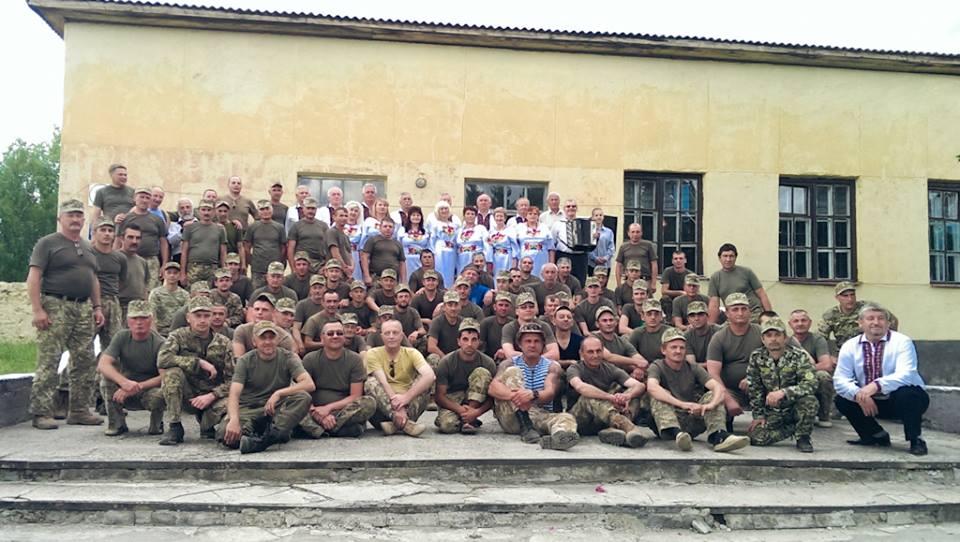 58-річний резервіст розповів про реалії навчань закарпатського батальйону тероборони