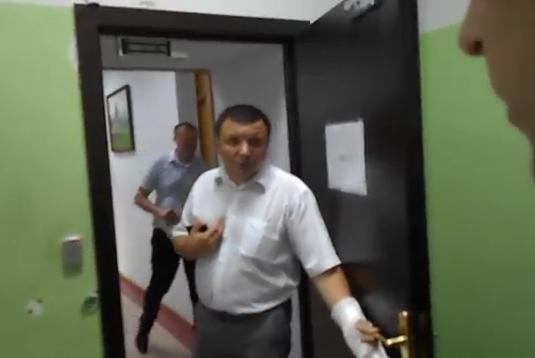 Закарпатські журналісти були вражені безладом в Генпрокуратурі України (відео)