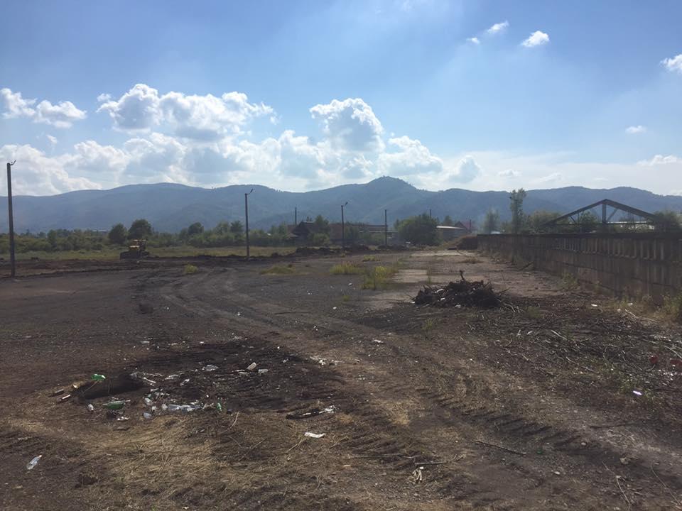 Громада Хуста виступила проти будівництва екологічно небезпечного асфальтового заводу (документ)