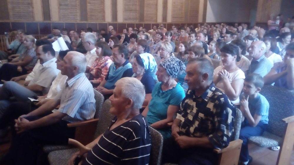 На Тячівщині громада Біловарців категорично виступила проти будівництва ГЕС (фото)