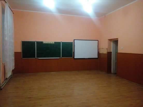 В Сторожниці капітально відремонтували шкільний клас (фото)
