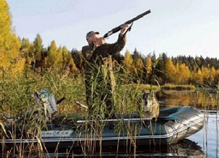 Сезон полювання на пернатих розпочався на Закарпатті