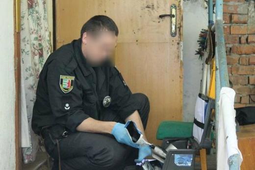 Поліція за дві години розкрила вбивство в Ужгороді (ФОТО)
