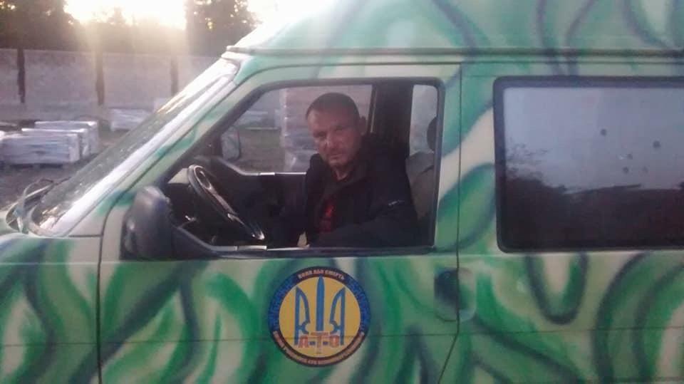 Великоберезнянські атовці передадуть 15 бату автобус та техніку (фото)