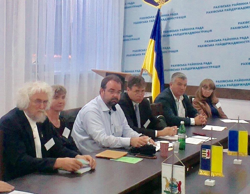 Виступ директора Ужанського нацпарку на міжнародній конференції зустріли оплесками