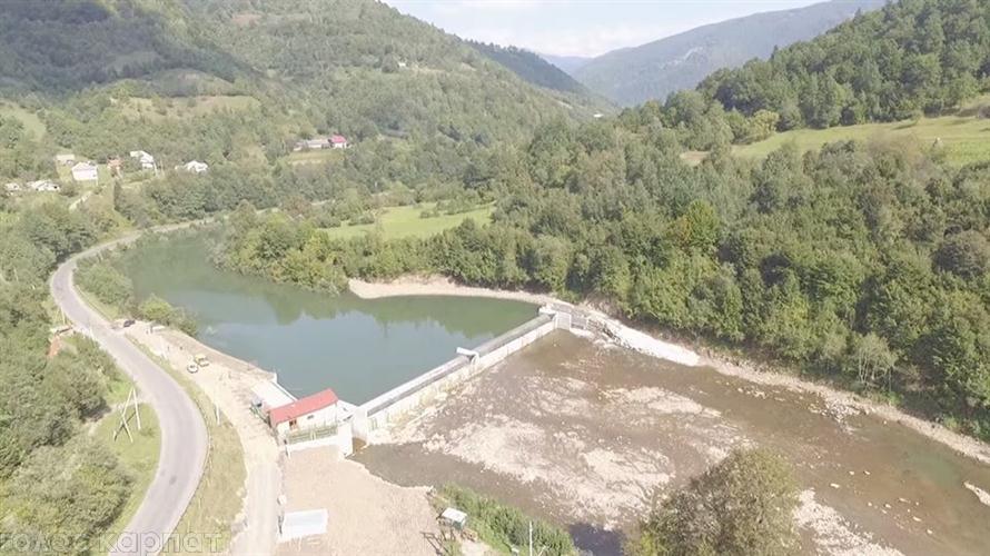 «Екосфера» попереджає про згубні наслідки будівництва гідроелектростанції в Ужгороді