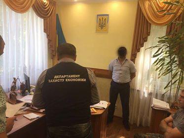В Мукачеві на хабарі затримали суддю Пака