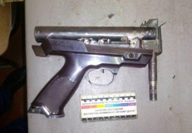 Поліція знайшла у закарпатця зброю та наркотики