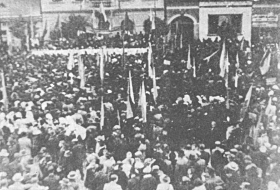 80 років тому 15 тисяч закарпатських українців стали на захист рідної мови і культури (фото)