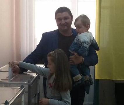 На виборах до Баранинської ОТГ з величезним відривом перемагає Юрій Марусяк