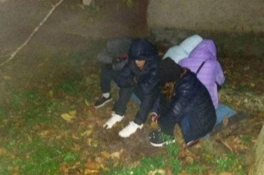 В одному з сіл Перечинщини поліція виявила п'ятьох нелегалів