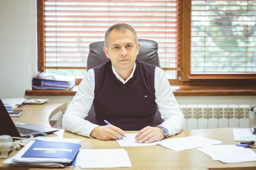 Знакове інтерв'ю з проректором УжНУ Олександром Рогачем