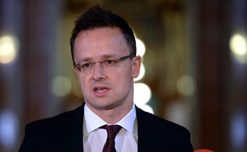 Сійярто приїхав на Закарпаття всупереч рекомендаціям офіційного Києва