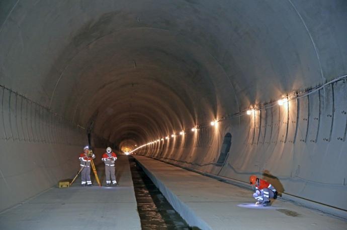 Бексидський тунель відкриють вже у четвер