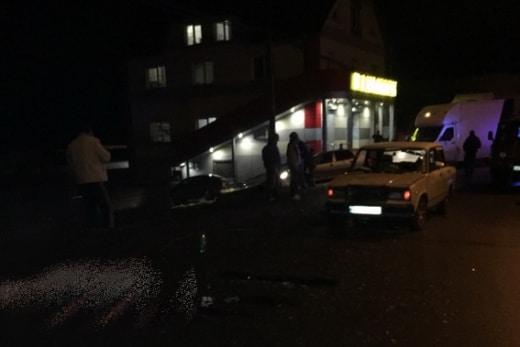 На Тячівщині водій авто насмерть збив жінку