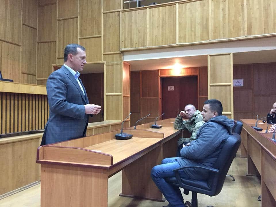 Мер Андріїв вчергове озвучив дату відставки свого заступника, якого судять за підозрою у отриманні хабара (фото)