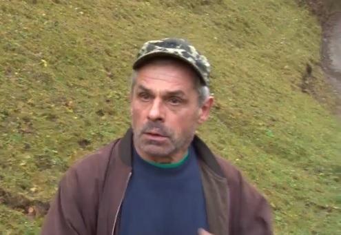 """Лісники ледь не побили журналістів """"Радіо Свобода"""""""