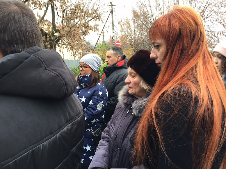 В Ужгороді відзначили 4-ту річницю Революції Гідності (фото, відео)