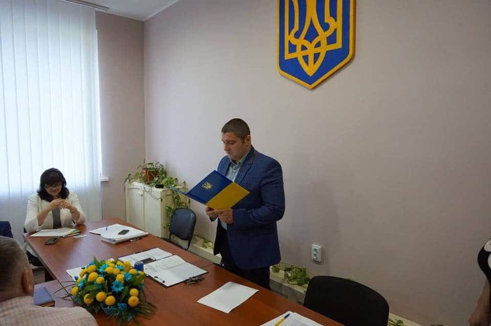 В Баранинській ОТГ відкрилася перша сесія ради (фото)
