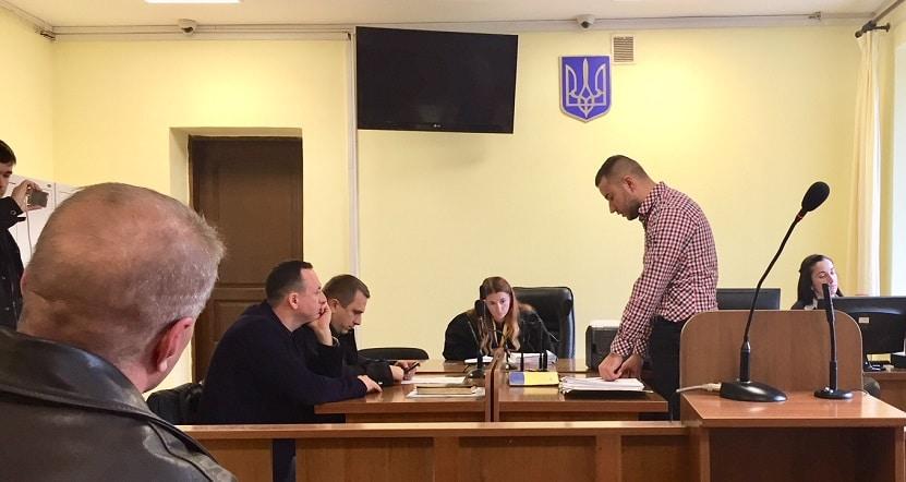 Через «тяжку» хворобу Цапа, справу про хабарництво заступника Ужгородського мера намагаються призупинити до його одужання (відео)