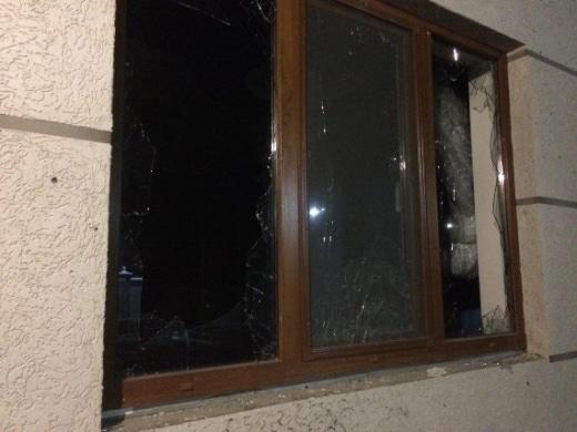 Вночі на подвір'ї жителя Мукачева пролунав вибух