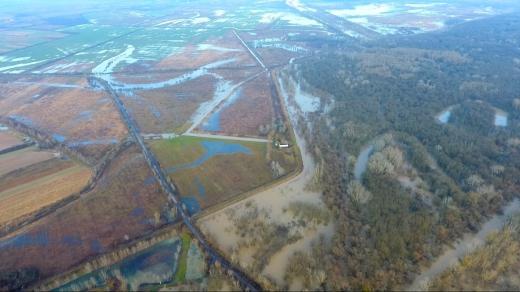 На Закарпатті досі підтоплено майже 500 га сільгоспугідь та більше сотні дворогосподарств