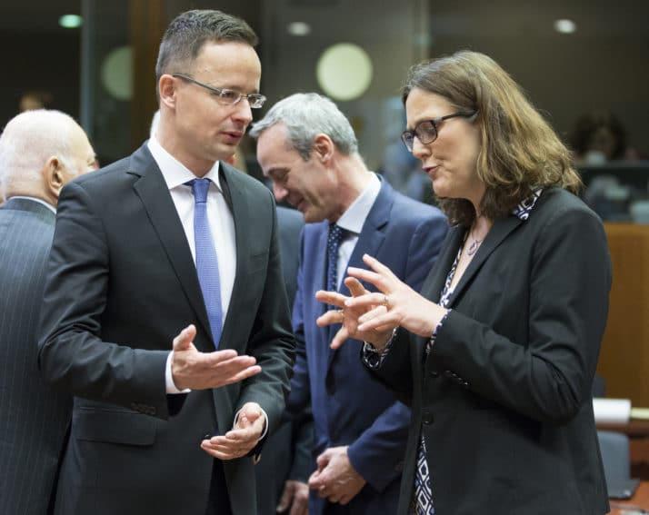 """Угорщина назвала слухання Європейського парламенту """"полюванням на відьом"""""""