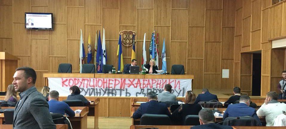 Як депутати Ужгородської міськради прозвітували  про діяльність у 2019 році?