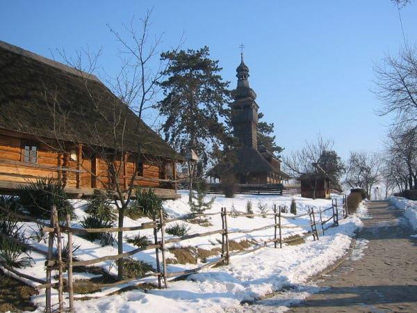 До свята Андрія в ужгородському скансені підготували вечірню екскурсію з елементами атракцій