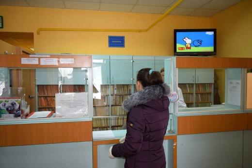 В Ужгороді розпочалася приписна кампанія та укладання декларацій між пацієнтом та лікарем