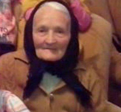 На Міжгірщині зникла 92 річна бабуся (фото)