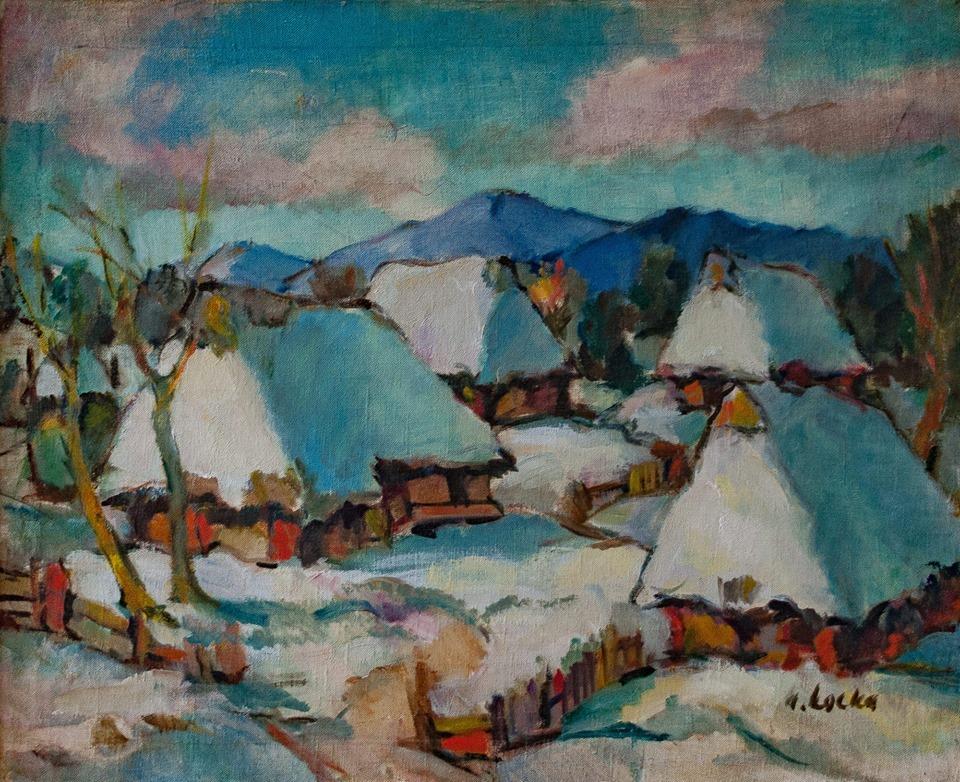 """В Мукачівському """"Паланку"""" відкрилася новорічно-різдвяна виставка художників Закарпаття"""