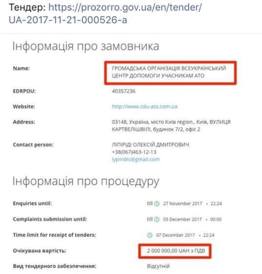 Всеукраїнський центр заручників
