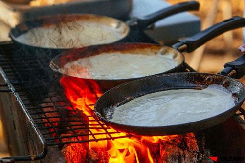 Під час фестивалю «Ужгородська Палачінта» збираються приготувати і з'їсти 30 000 млинців