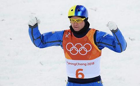 Олександр Абраменко приніс перше золото Україні на Зимових олімпійських іграх уПхенчхані