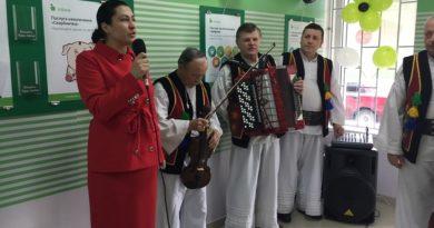 «Руснаки» відкрили відділення А-Банку в Мукачеві (відео)