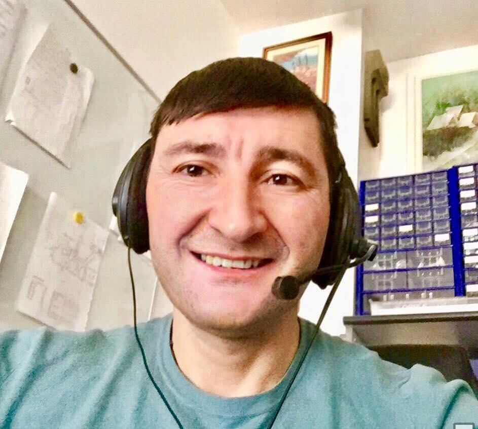 Закарпатський журналіст вийде в ефір словацького телебачення