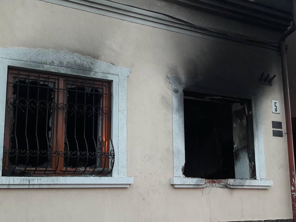 СБУ скерувала до суду матеріали щодо підриву на замовлення спецслужб РФ угорського офісу в Ужгороді