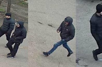 Мукачівські поліцейські розшукують осіб, які можуть бути причетні до крадіжок з автомобілів (фото)