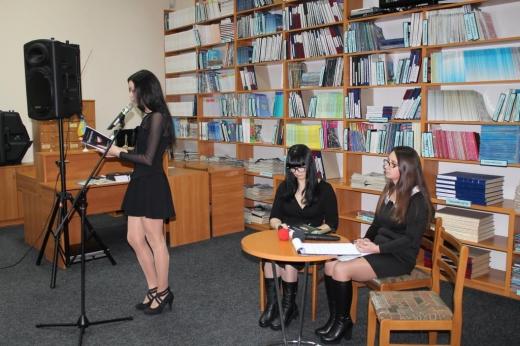 У головній бібліотеці Закарпаття презентували книгу «Трикутник»