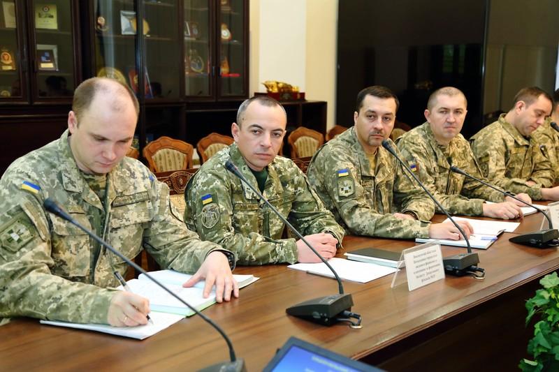 Закарпатський офіцер взяв участь у воєнно-економічній грій щодо формування видатків бюджету Міністерства оборони України (фото)
