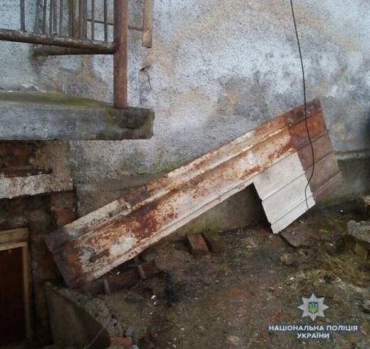 У Сваляві поліція затримала крадія металу