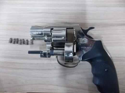 Закарпатські прикордонники виявили пістолет, кийок та наркотики у громадянина Словаччини