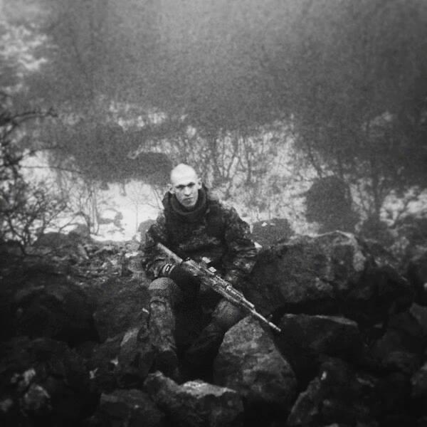 Пішов з життя воїн окремої добровольчої чоти «Карпатська Січ»